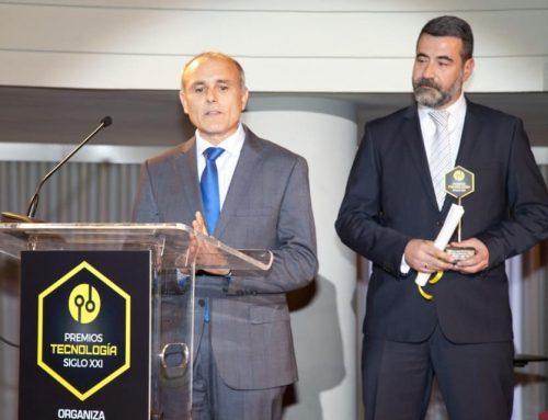 Premios Tecnología Siglo XXI Einzelnet