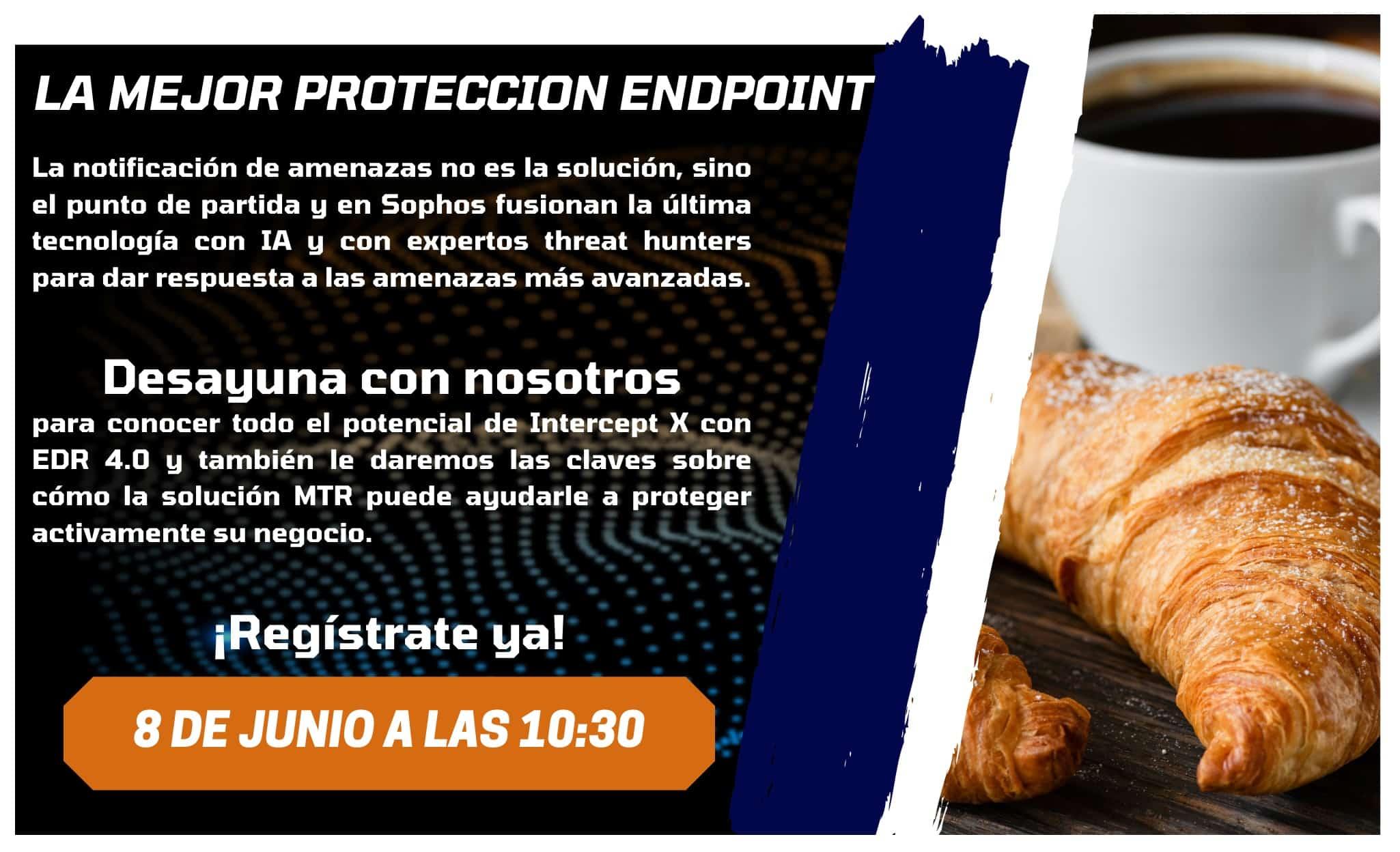 Protección EndPoint